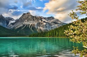 Lake in the Mountains by Joe-Lynn-Design