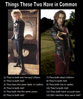 Things Jareth and Rumpelstiltskin have in Common by OtoriReka