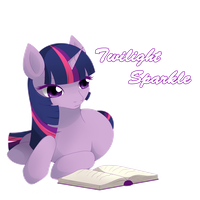 Twilight Sparkle by BubblesTea