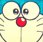 Doraemon's Face Icon by doraemonbasil