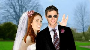 Peace out, bitches! (Dean/Charlie) by DaenerysStark