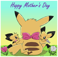 Mother's Day 2012 by pichu90