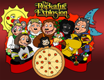 The Rock-afire Explosion by IsabellaPrice