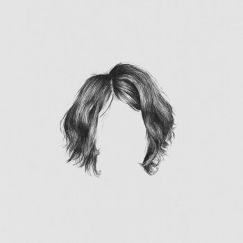 Hair exercise - Alex Turner long hairstyle by Vincencja