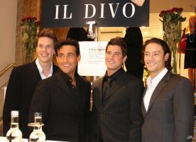 Il Divo Galleria by LadyLangham