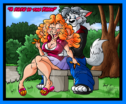 93A Date in the Park by GearGades