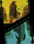 Traverser Cover Art Concept by Chromulus