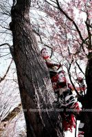 Anbu Cosplay 'Hunt' by Mamo-theta