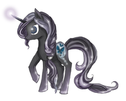 Amethyst Pony Adoptable {CLOSED} by Blesses