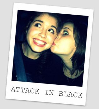 Attack In Black 2 by SineadCatherine