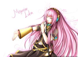 Megurine Luka by jurrig