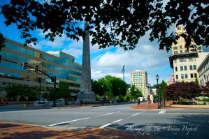 Asheville Pack Square   9885 by TommyPropest-Candler