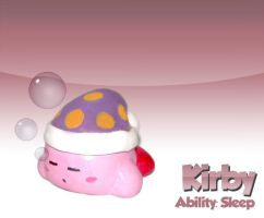 Tangible Kirby: Sleep by immortalomni