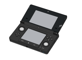 Nintendo 3DS Redesign Concept by gifteddeviant