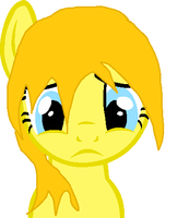 Yellow's reaction about being up for adoption... by JenniferGerbil123