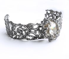 Fairy Princess Filigree Choker by Aranwen