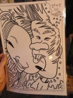 love caricature 4 by aaronphilby