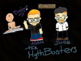 The MythBusters by Mythbusters-Club
