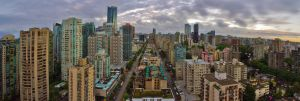 Cityline Pano by jasonwilde