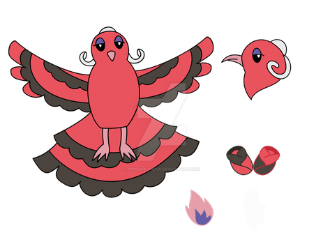 [PTS] - Oricorio Baile Style by jppedracunha