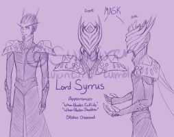 Rare: Lord Syrrus by Synoiren