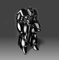 Battlesuit Ghillen by ExceedTheCold
