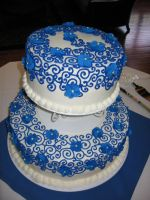 Blue Royalty by PMconfection