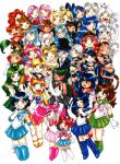 sailor scouts united -SM FA by Mmystery