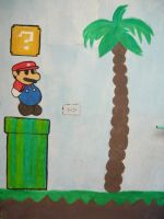 mario world2 by 00cheily00