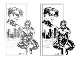 Nightwing Process by Cadre