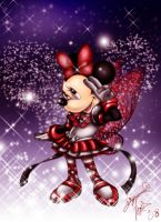 Sailor Minnie Mouse by cherry12