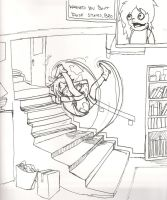 Those stairs by JqotD