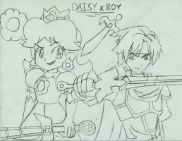 Daisy and Roy by Ramos64