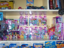 Another of my Pony Collection Update by RamenWolf1485