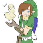 Link is Unamused by Son-Of-A-Beech