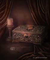 Casket by NM-art