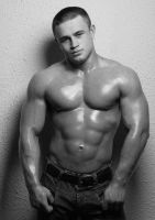 Male Bodybuilder 13630705 by StockProject1