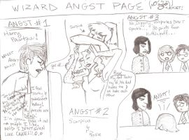 WIZARD ANGST by pluie3et3grenouille