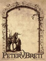 Warded Bookplate by navate