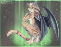 Anthro Calender - January by Ulario