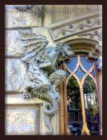Gothic detail by PsikoPower