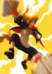 Bolt Uzumaki by Ry-Spirit