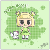 Sugar Booger by candysores