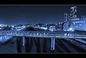 Gateway to the City by Val-Faustino