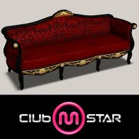 MStar Imperial Sofa by XNAMall