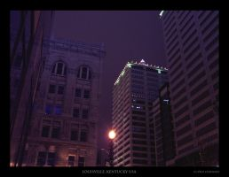 Louisville Cityscape 03 by redapex