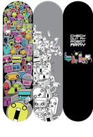Check out my robot army by twss-design