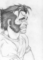 Wolverine lover by cougermiau