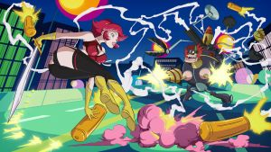 Cutie Honey - Dodge this by grayscaleO2