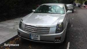 2005 Cadillac STS by The-Transport-Guild